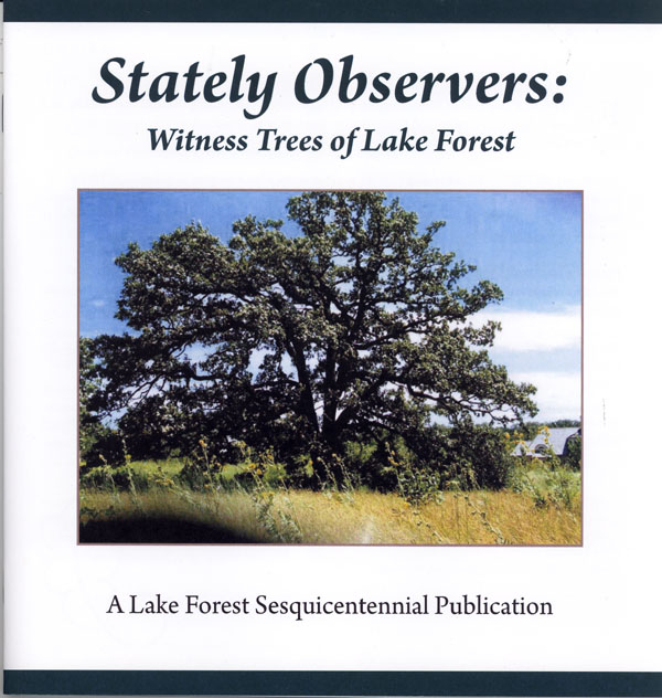 Witness Trees of Lake Forest