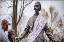Rethinking Suffrage 2020: Monuments and Memory